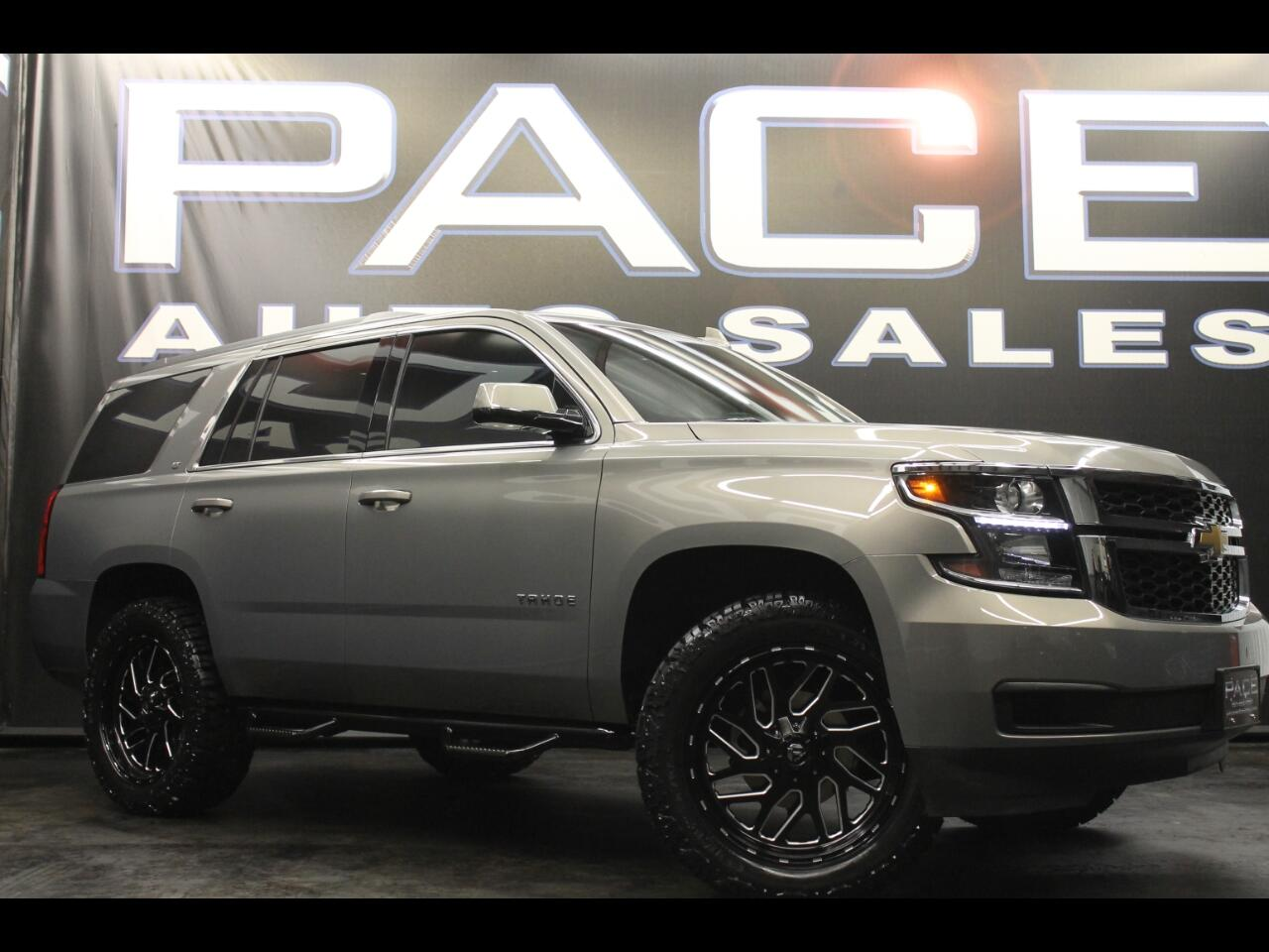 2018 Chevrolet Tahoe 4WD Custom Leveled