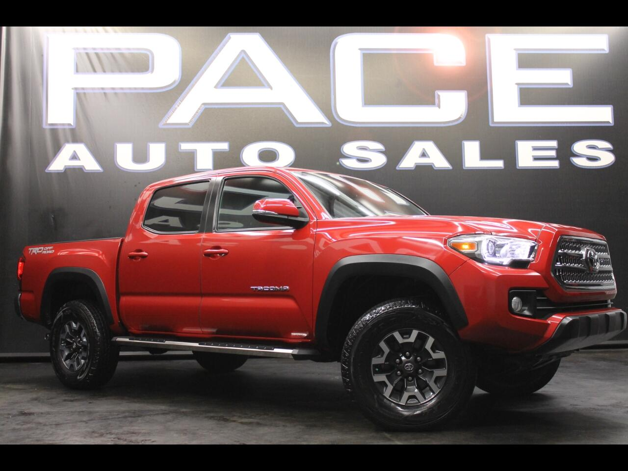 2016 Toyota Tacoma 2WD Double Cab V6 W/Diff Lock