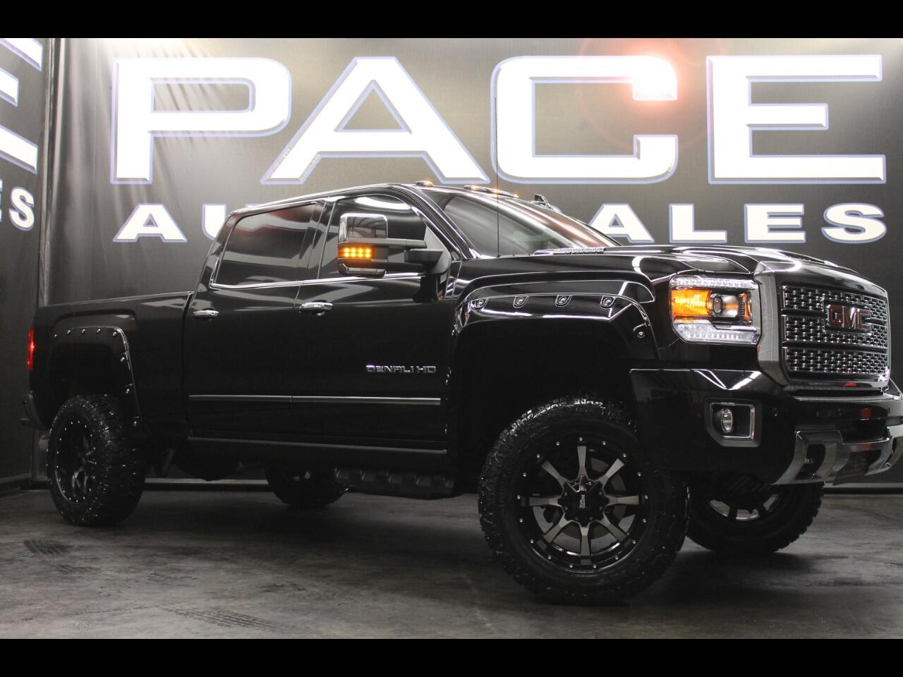 2019 GMC Sierra 2500HD 4WD Crew Cab Denali Lifted Custom