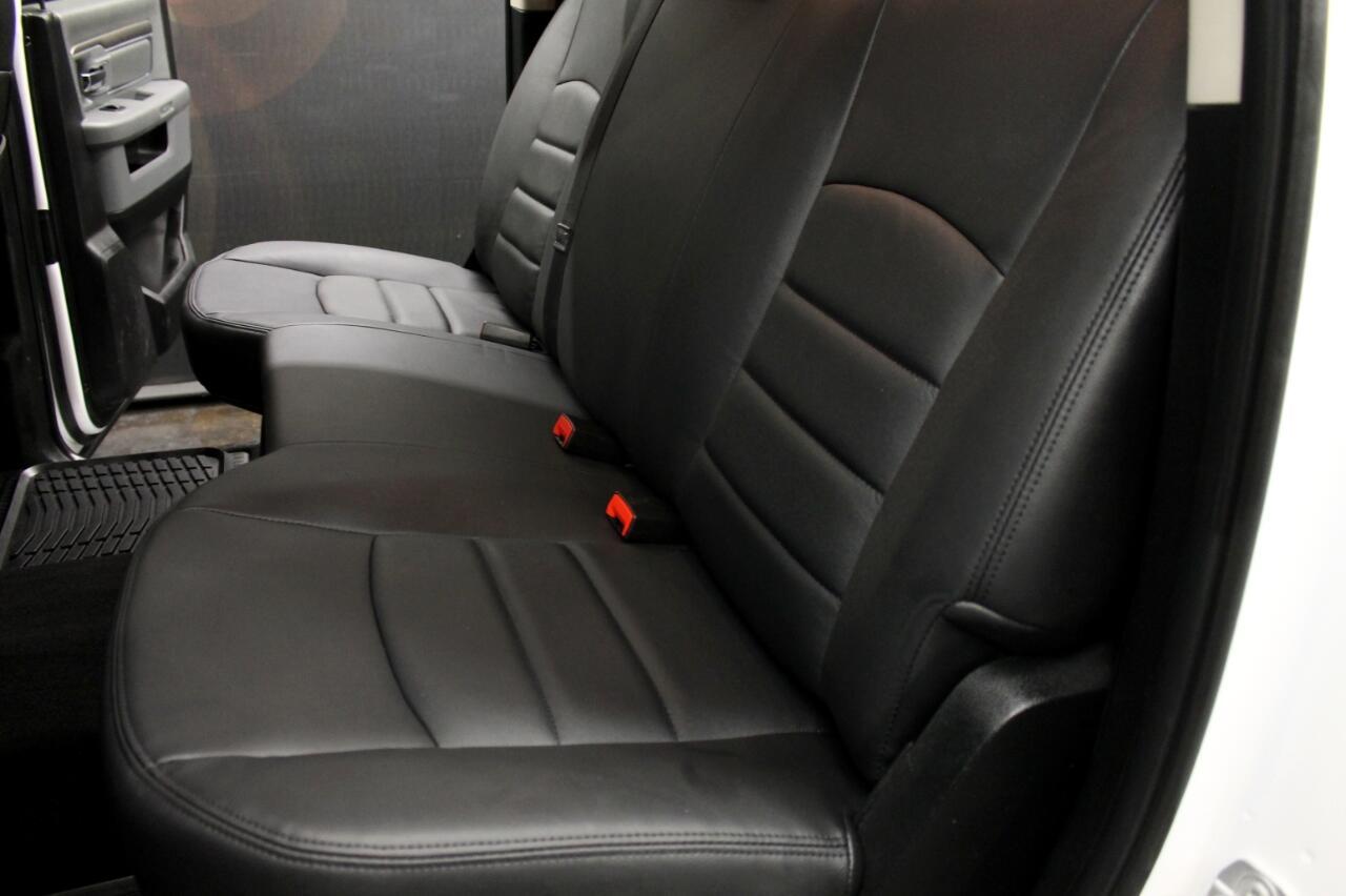 2017 RAM 2500 4x4 Crew Cab Leveled Custom