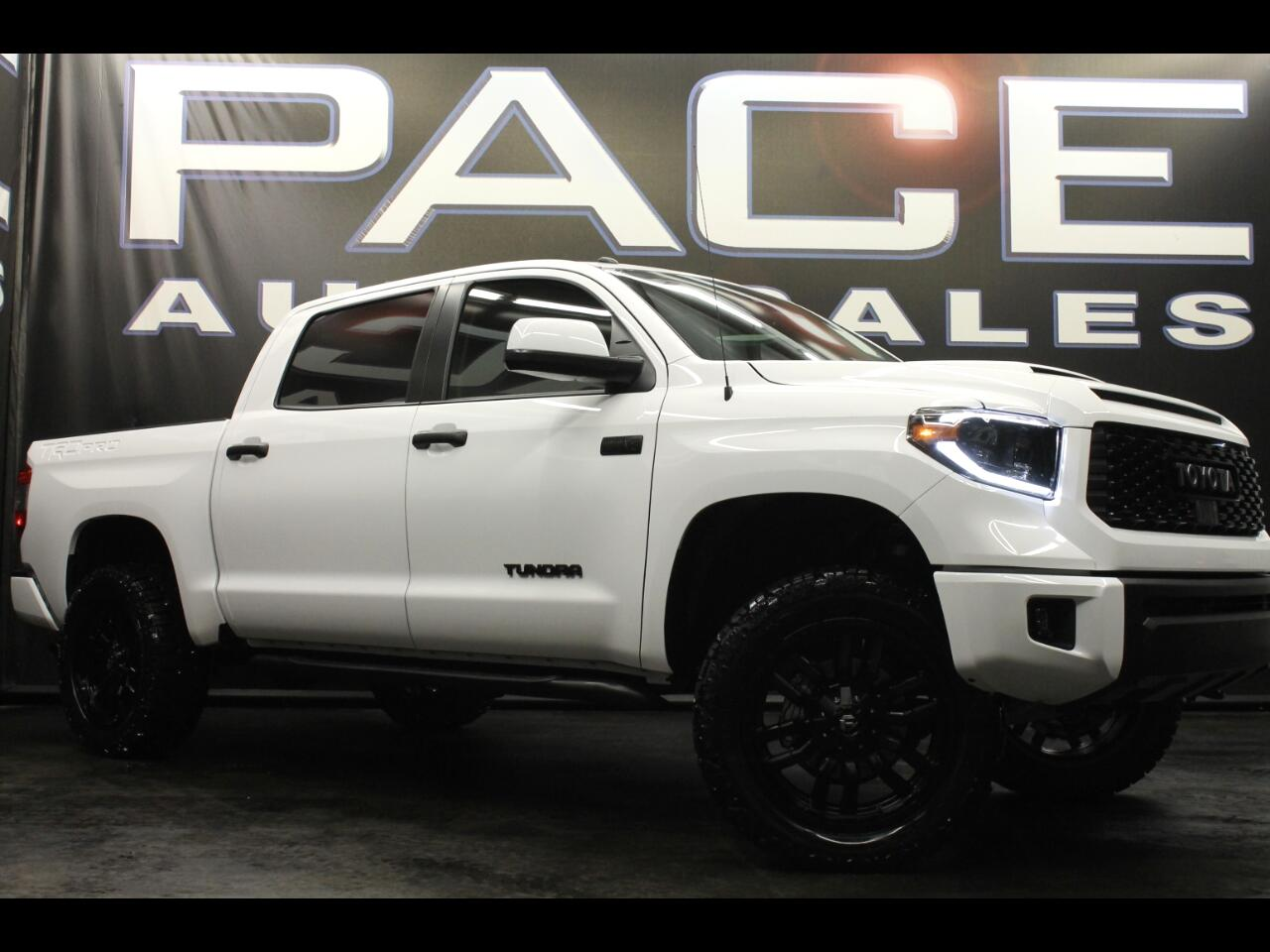 2019 Toyota Tundra 4WD TRD Pro CrewMax Lifted Custom