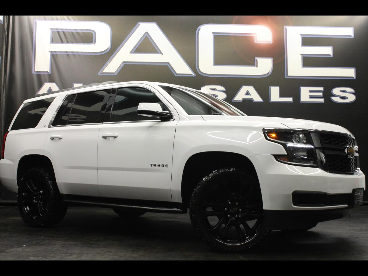 2015 Chevrolet Tahoe 2WD 4dr Leveled Custom