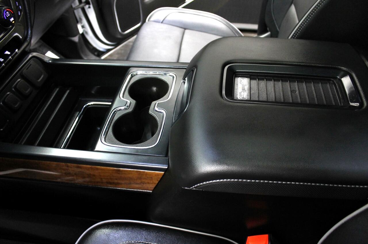 2018 Chevrolet Silverado 2500HD 4WD Crew Cab High Country Leveled