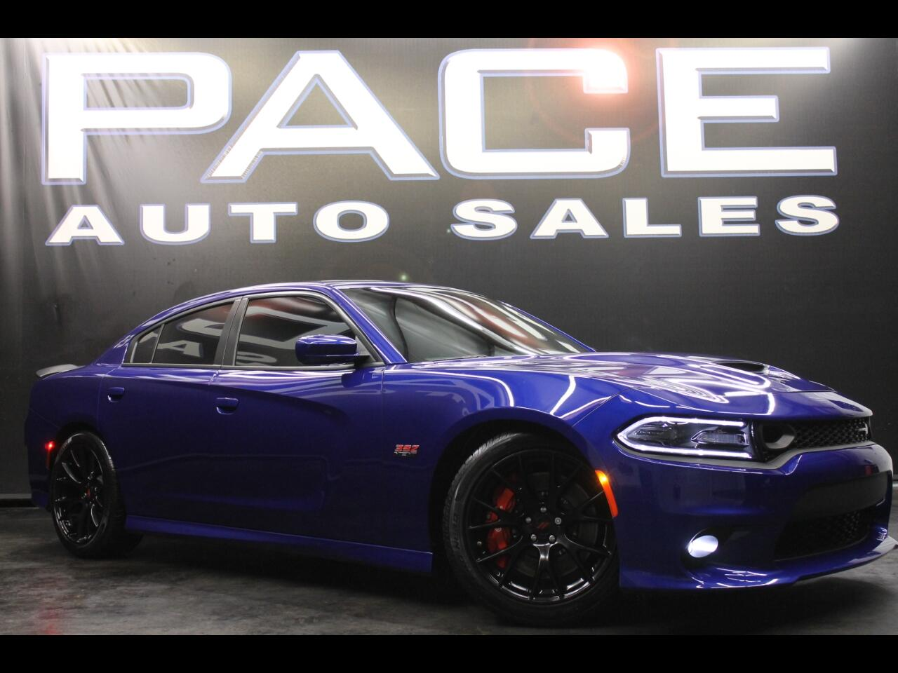 Dodge Charger Scat Pack RWD 2019