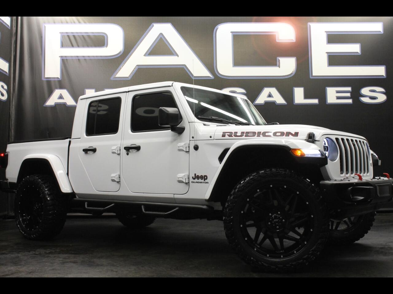 2020 Jeep Gladiator Rubicon 4x4 Lifted Custom