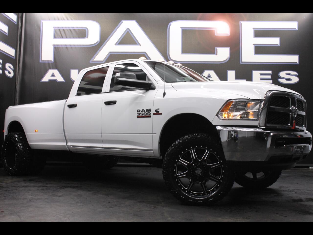 Custom Auto Sales >> Used 2017 Ram 3500 4x4 Crew Cab Leveled Custom For Sale In