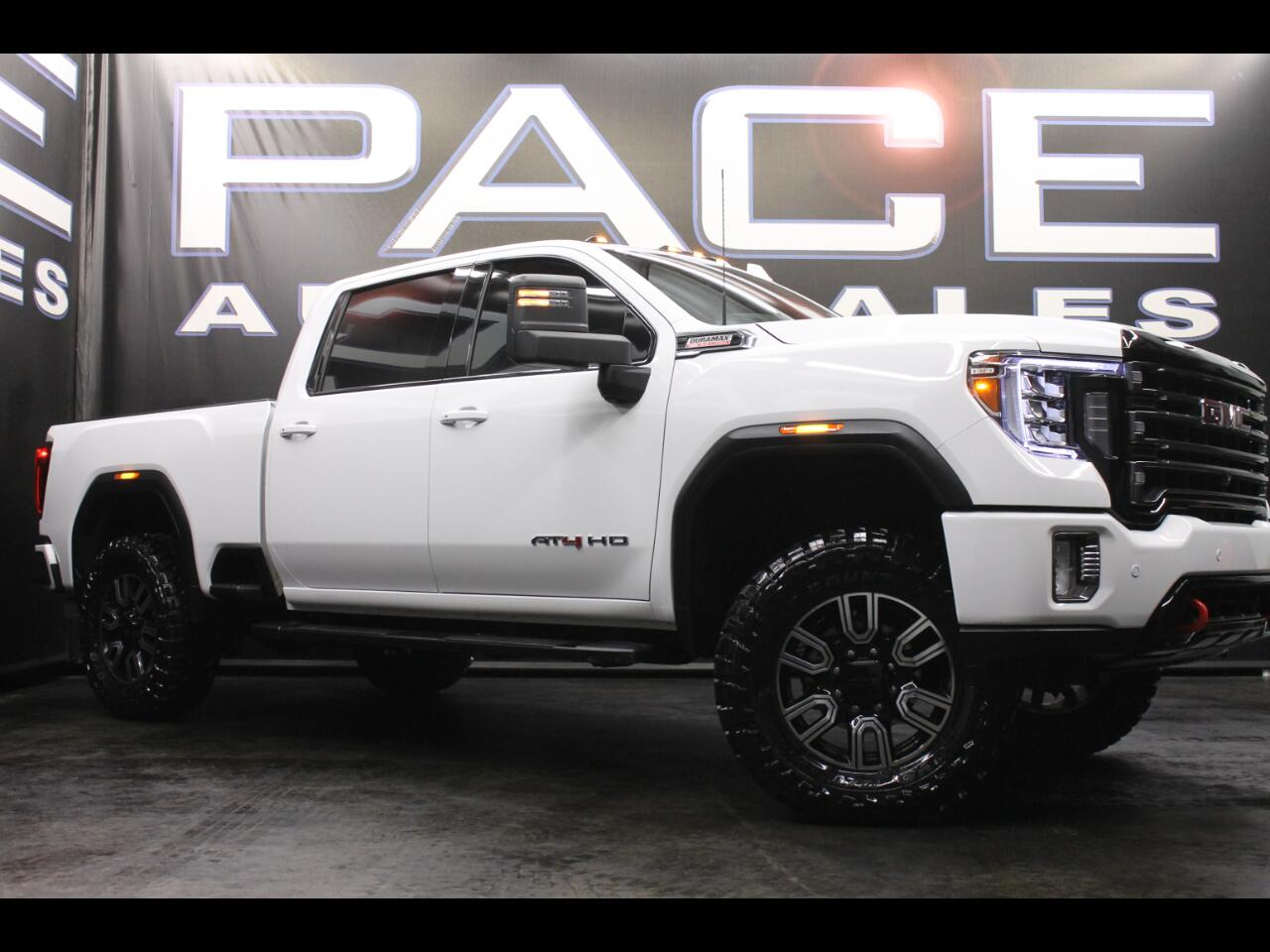 Used 2020 Gmc Sierra 2500hd Sold In Hattiesburg Ms 39402 Pace Auto Sales