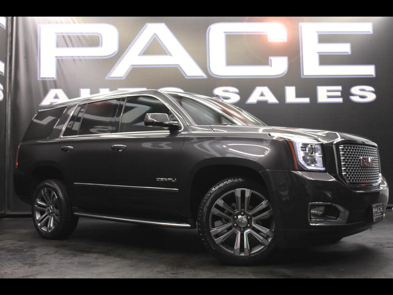 Used 2017 Gmc Yukon 2wd 4dr Denali For Sale In Hattiesburg Ms