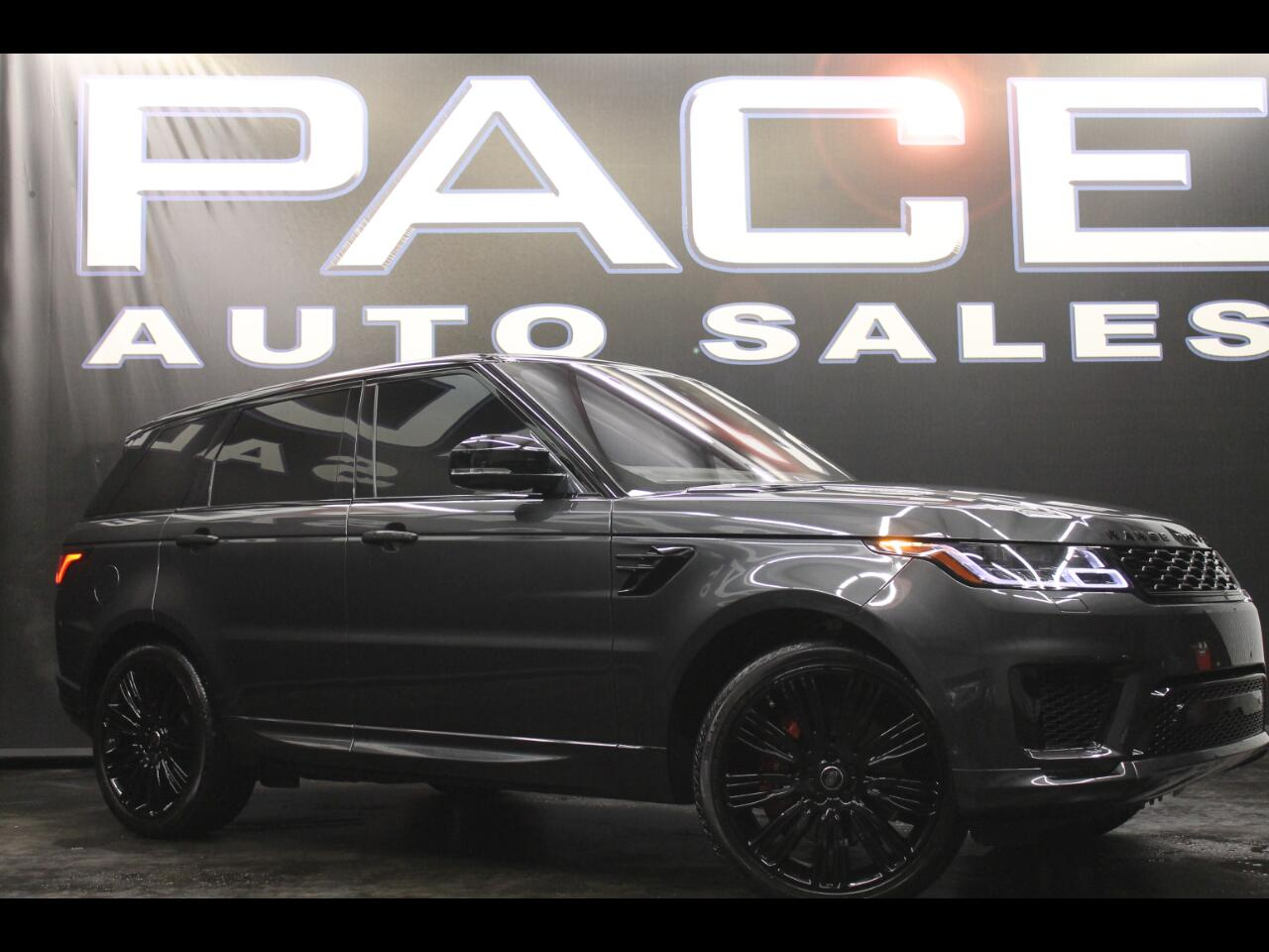 Land Rover Range Rover Sport V6 Supercharged HSE Dynamic *Ltd Avail* 2019