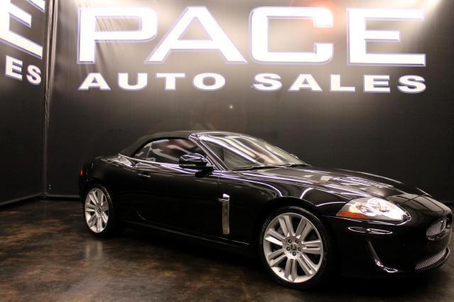 2011 Jaguar XKR XKR Convertible