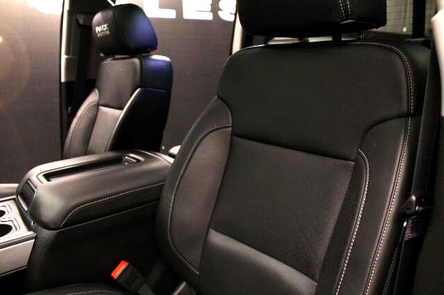2014 Chevrolet Silverado 1500 Z71 Crew Cab 4WD PACE EDITION
