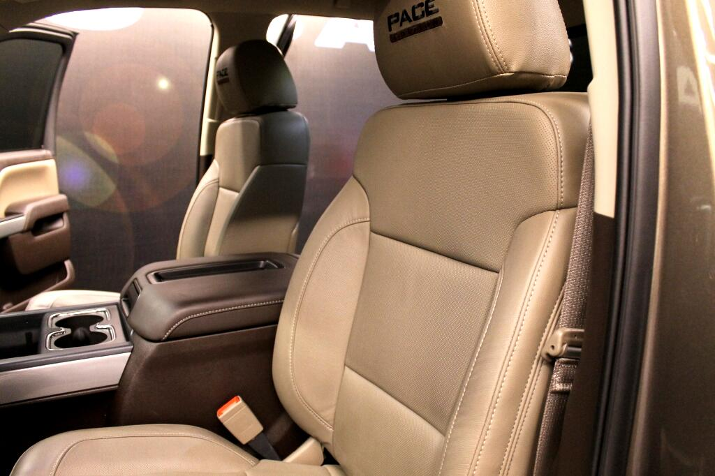 2014 Chevrolet Silverado 1500 LTZ Crew Cab 4WD PACE EDITION