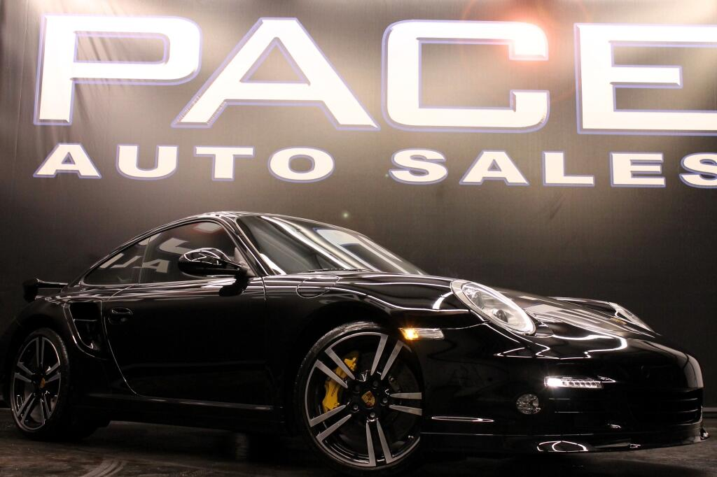 2011 Porsche 911 Turbo S Coupe