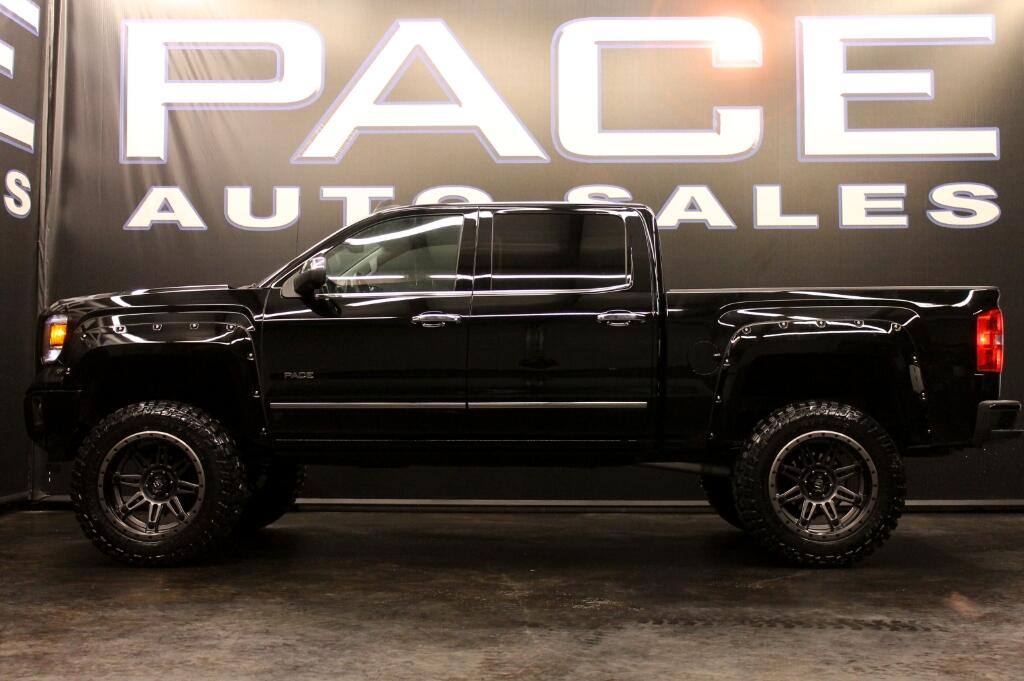 2015 GMC Sierra 1500 SLT ALL-TERRAIN PACE EDITION