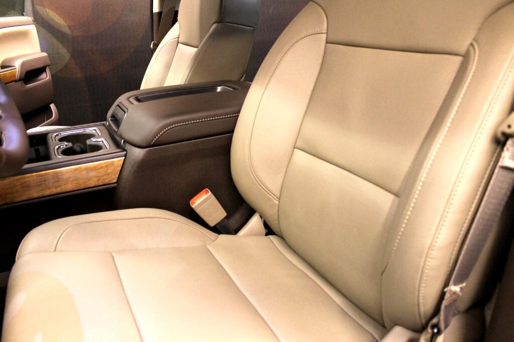 2015 Chevrolet Silverado 1500 LTZ Crew Cab 4WD PACE EDITION