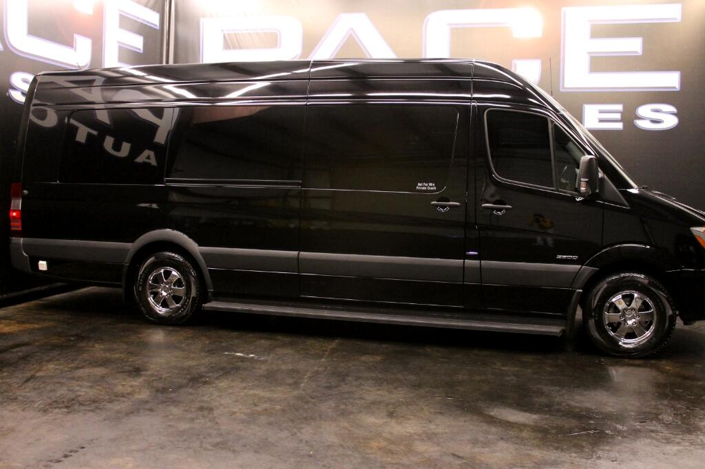 2014 Mercedes-Benz Sprinter 2500 High Roof Limousine