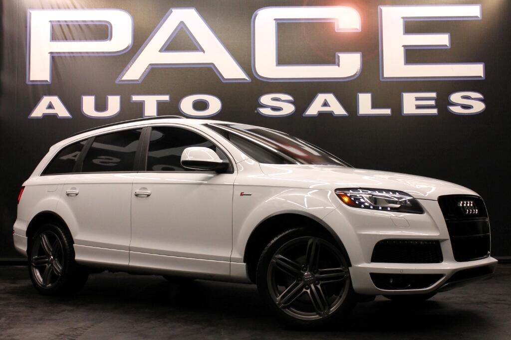 Used 2015 Audi Q7 Sold In Hattiesburg Ms 39402 Pace Auto Sales