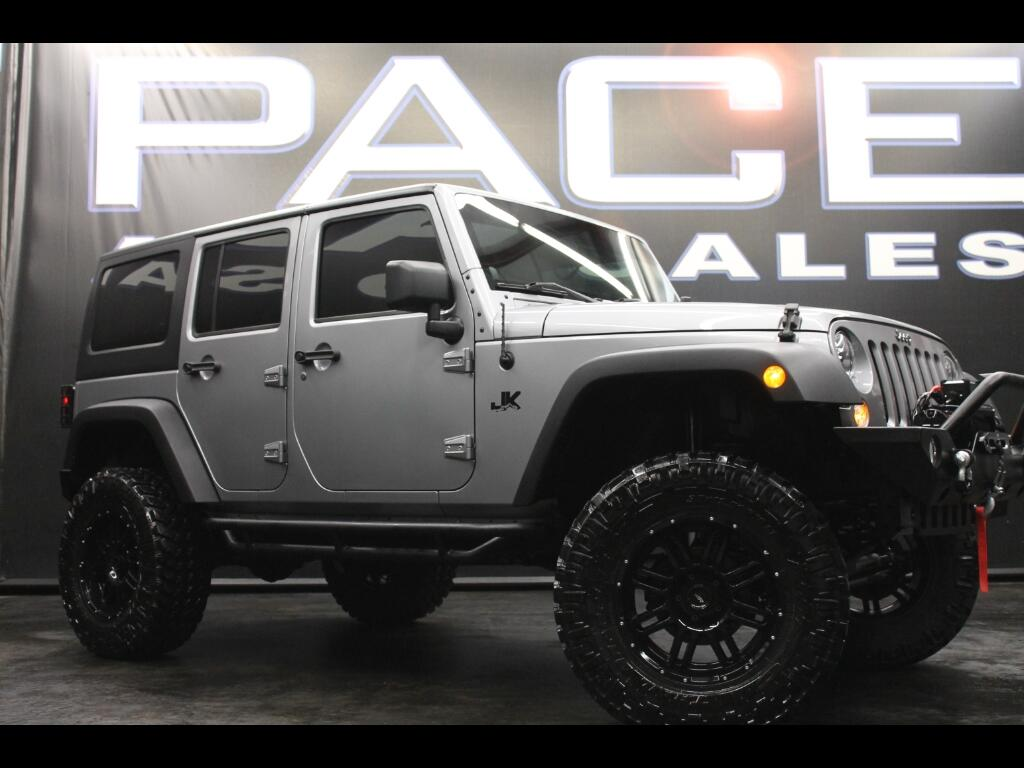 2014 Jeep Wrangler Unlimited 4WD Custom Lifted