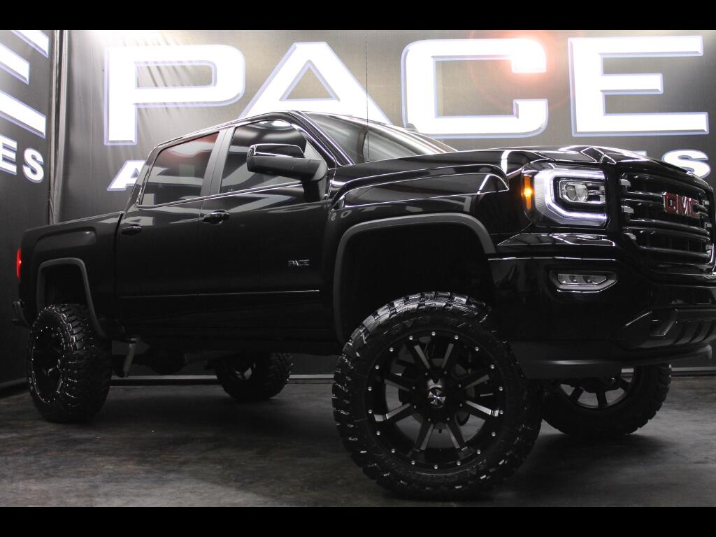 2017 GMC Sierra 1500 Crew Cab 4WD Custom Lifted Pace Edition