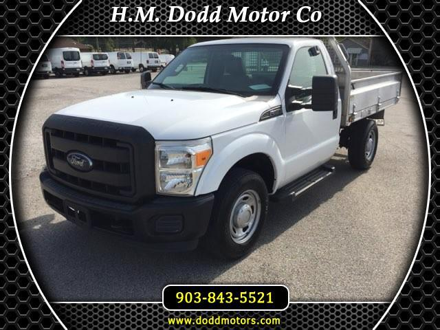 2012 Ford F-250 SD XL Aluminum Flatbed