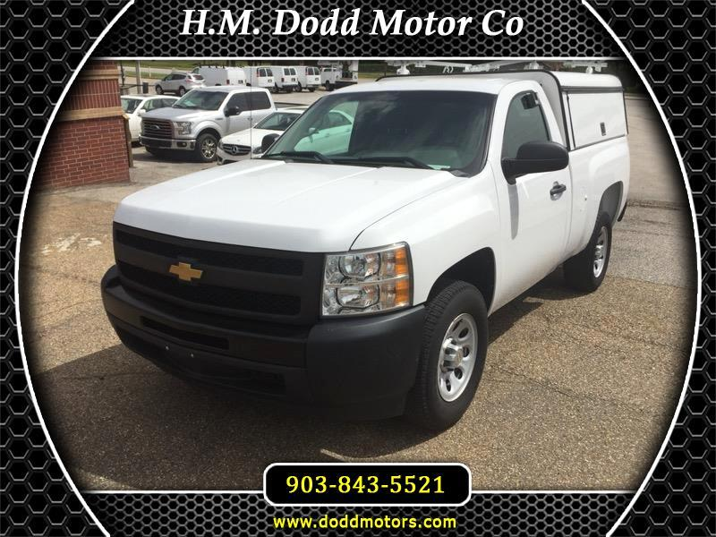 2013 Chevrolet Silverado 1500 C1500 LWB ARE Cover Service Bed