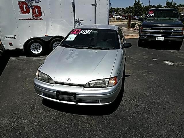 1994 Toyota Paseo Coupe