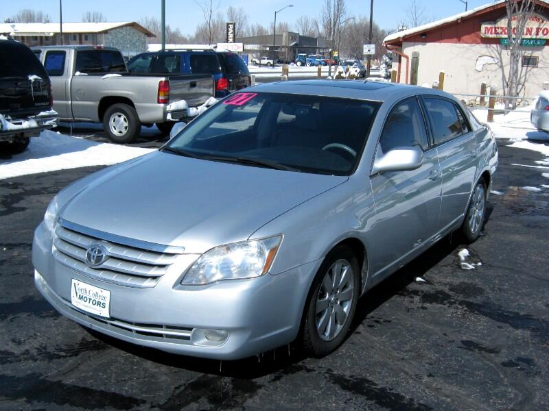 2007 Toyota Avalon 4dr Sedan XLS w/Bucket Seats