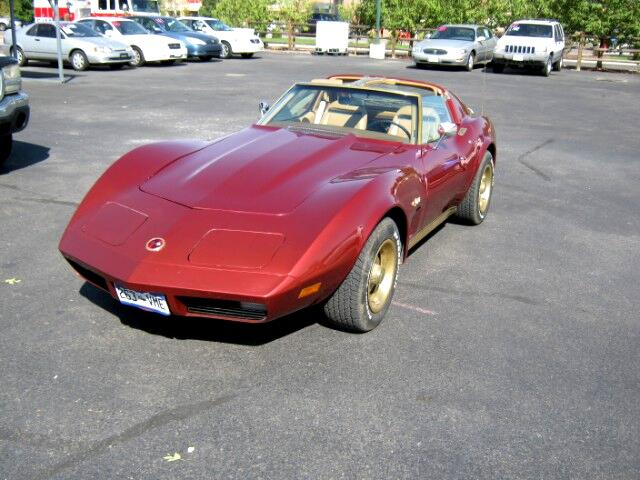 1974 Chevrolet Corvette Sting Ray