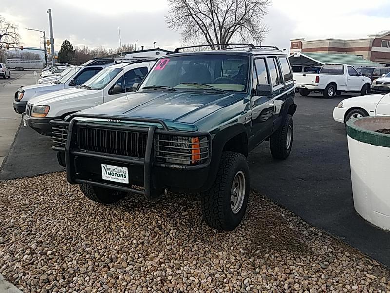 1994 Jeep Cherokee Country 4-Door 4WD