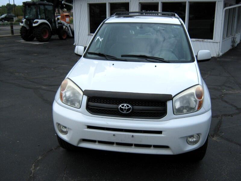 2005 Toyota RAV4 4WD