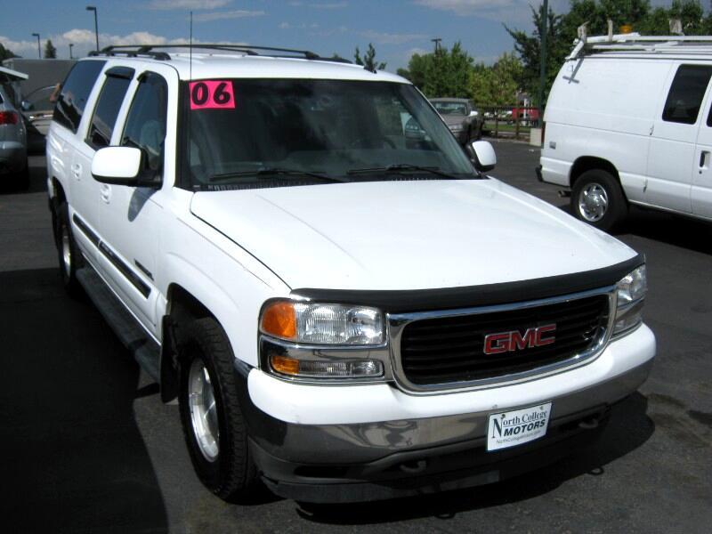 2006 GMC Yukon XL SL 1500 4WD