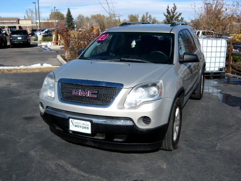 2010 GMC Acadia SL FWD
