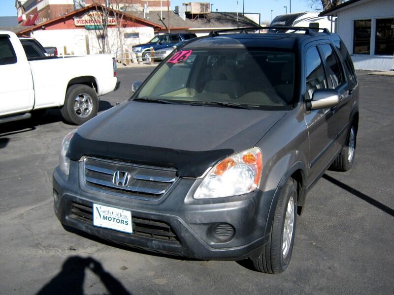 Honda CR-V EX 4WD AT 2006