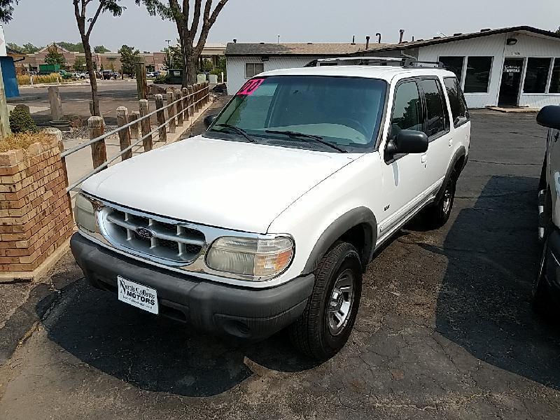 Ford Explorer XLS 4WD 2000