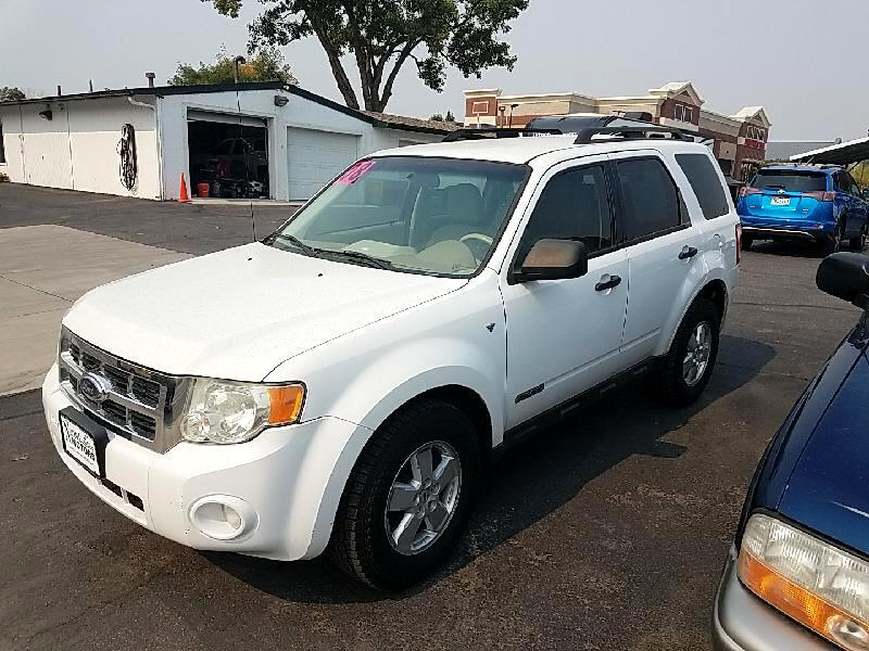 Ford Escape XLT 4WD V6 2008
