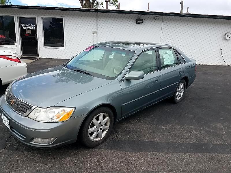 Toyota Avalon XL 2001