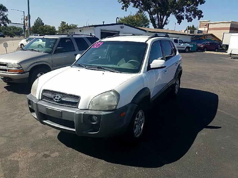 Hyundai Tucson GLS 2.7 4WD 2006