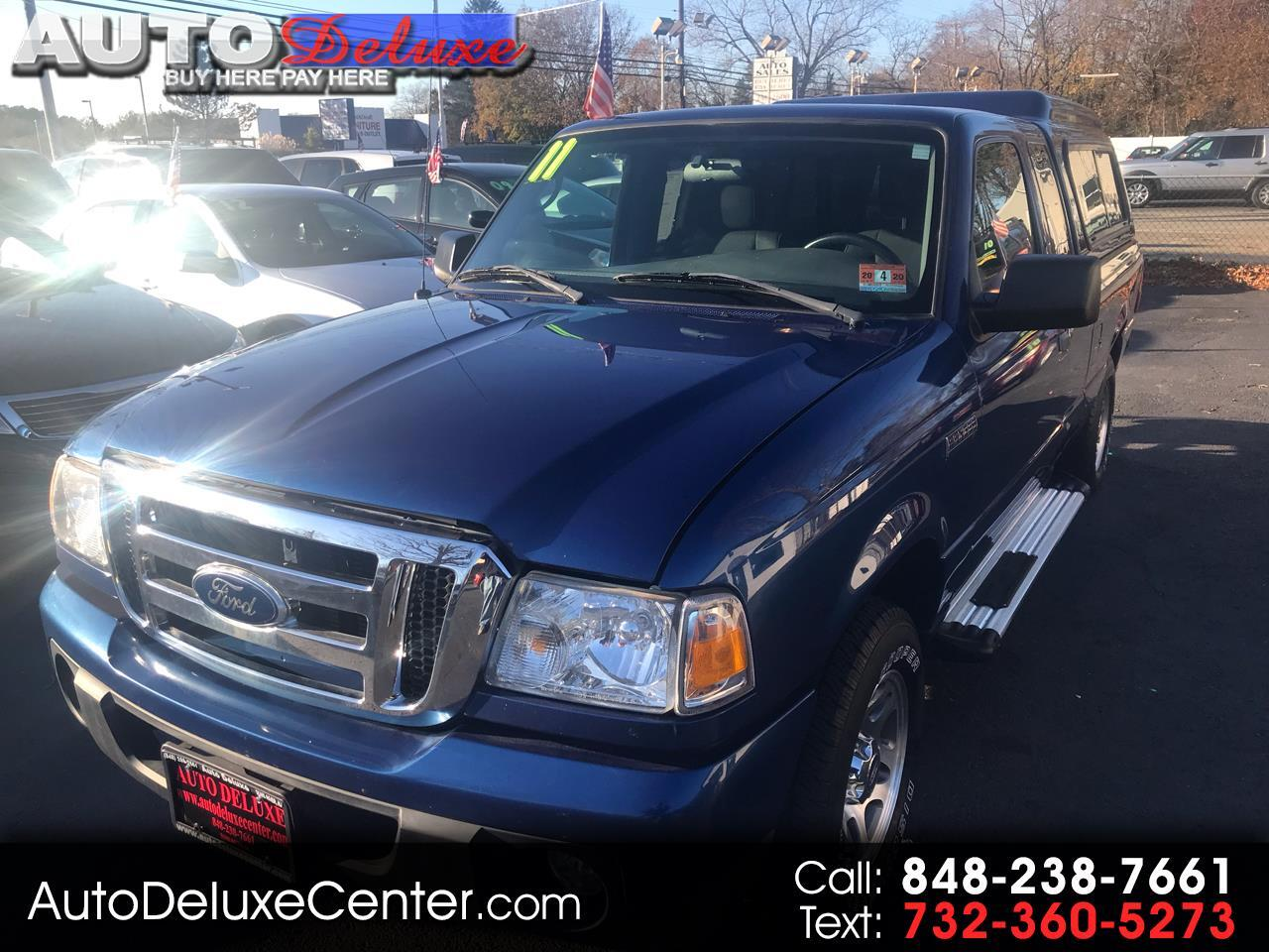 2011 Ford Ranger 2WD 2dr SuperCab 126