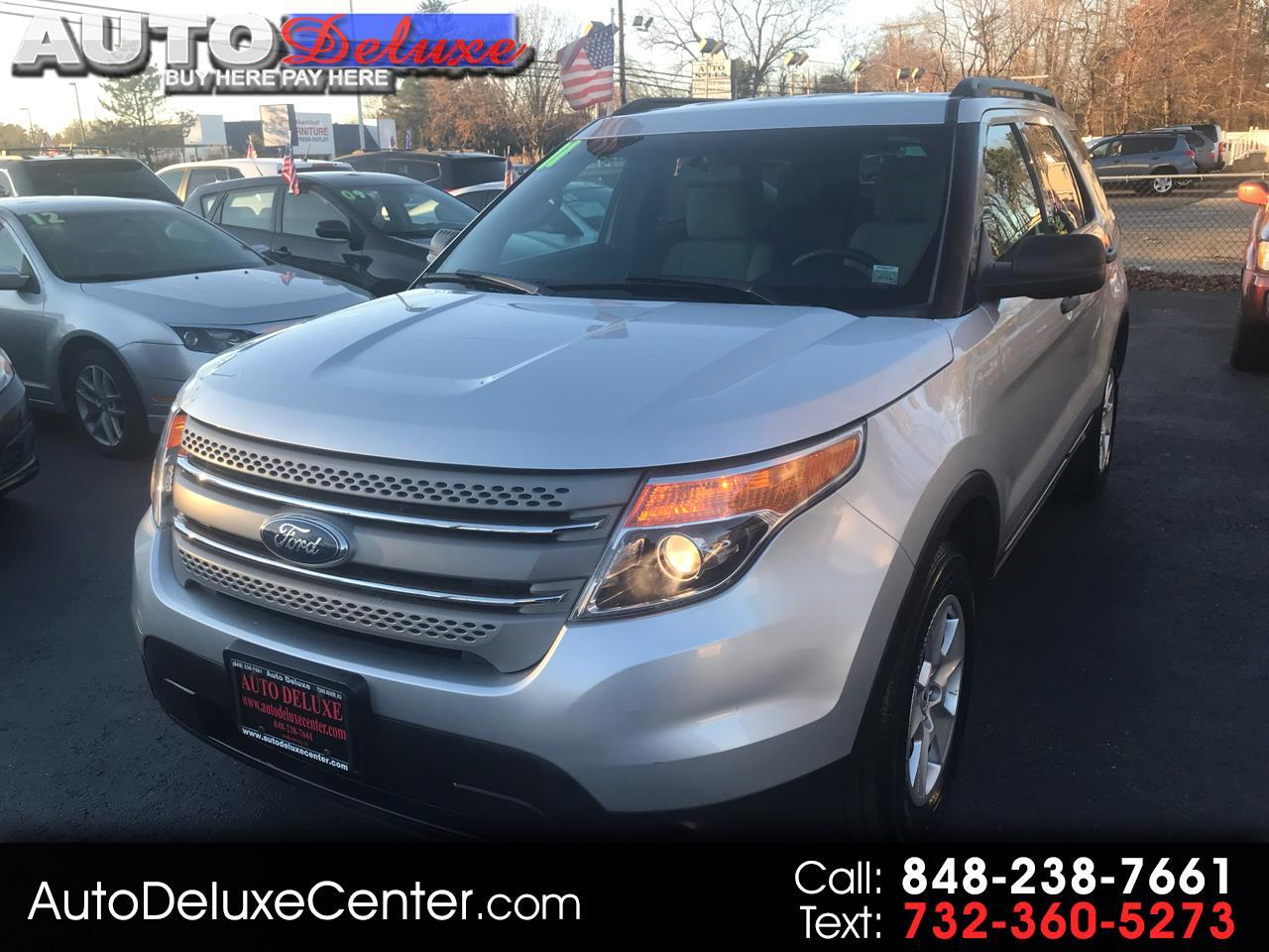 2011 Ford Explorer 4WD 4dr Base