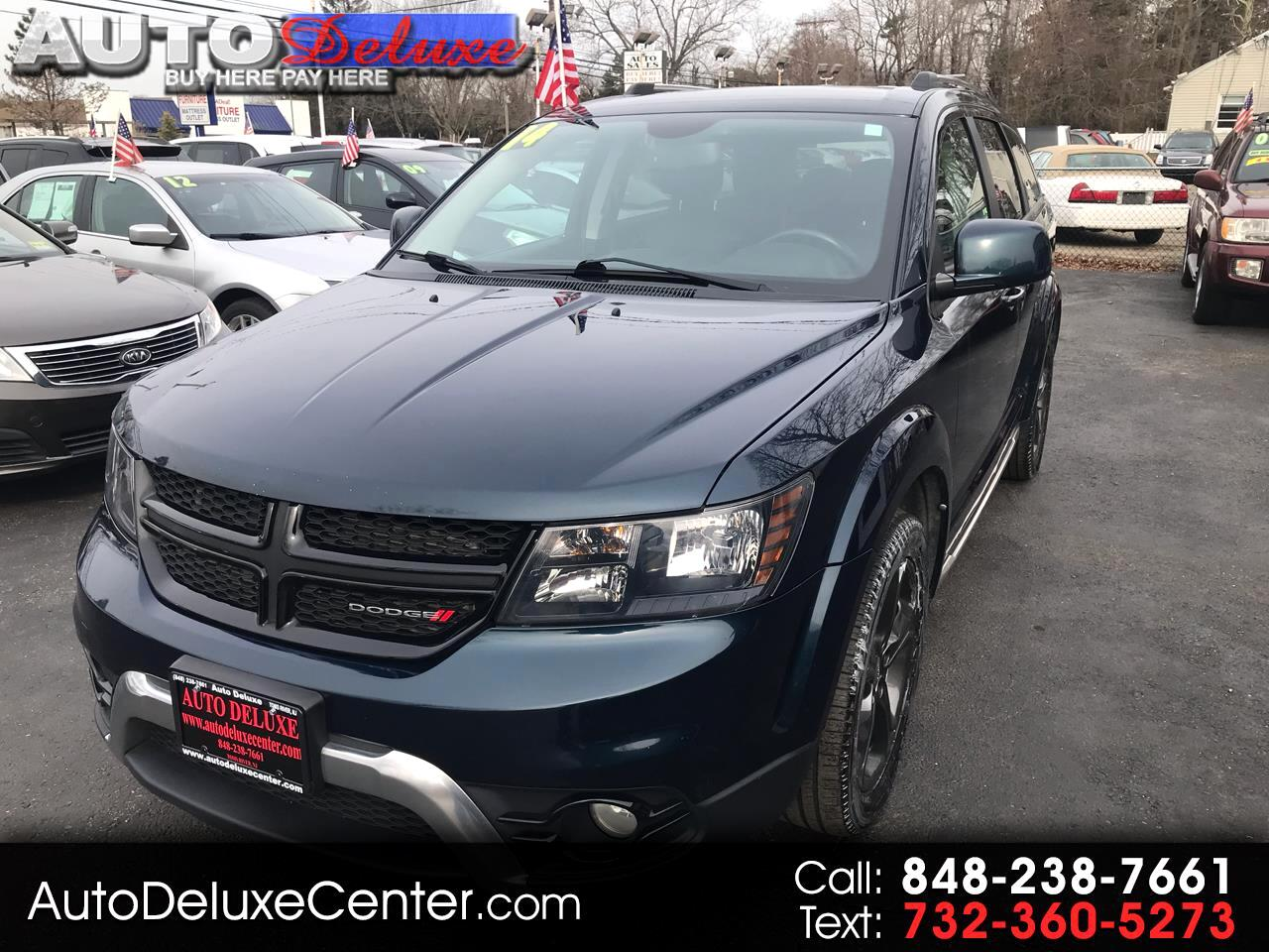 2014 Dodge Journey AWD 4dr Crossroad
