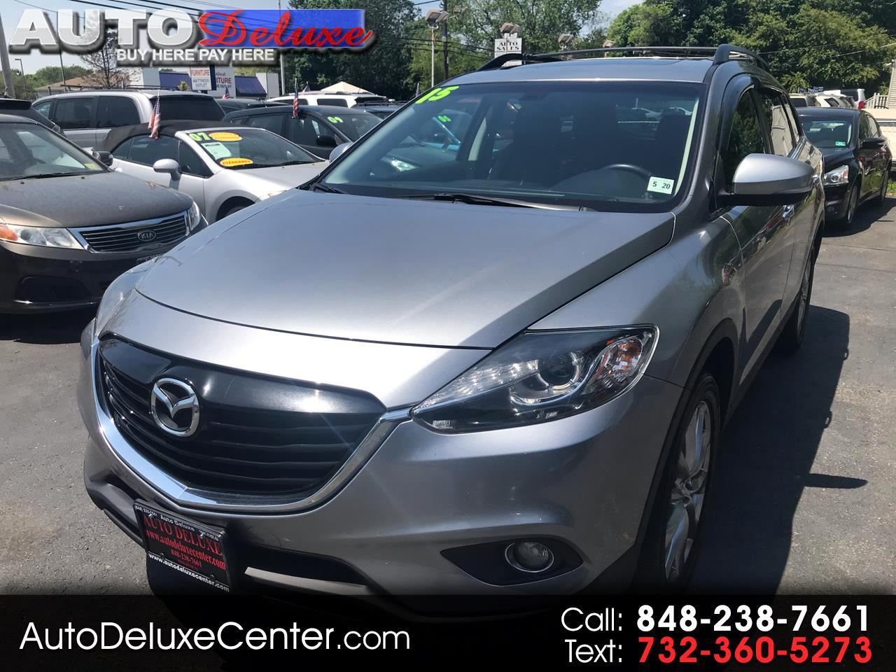 2015 Mazda CX-9 AWD 4dr Grand Touring