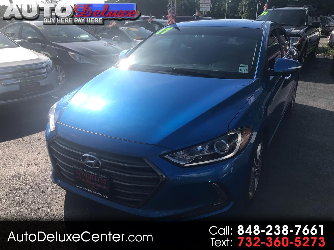 Hyundai Elantra Limited 2.0L Auto PZEV (Alabama) *Ltd Avail* 2017