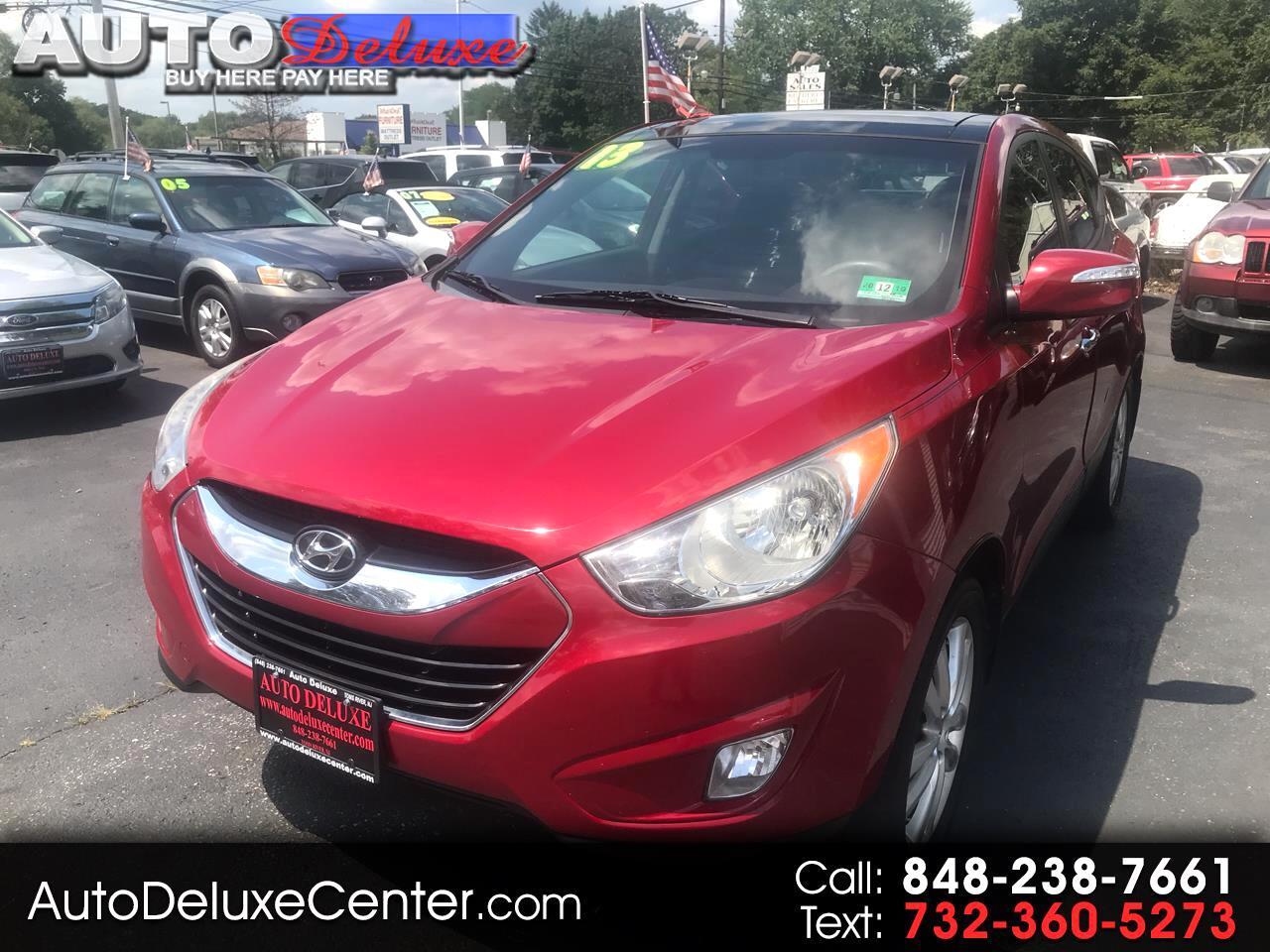 2013 Hyundai Tucson AWD 4dr Auto Limited PZEV