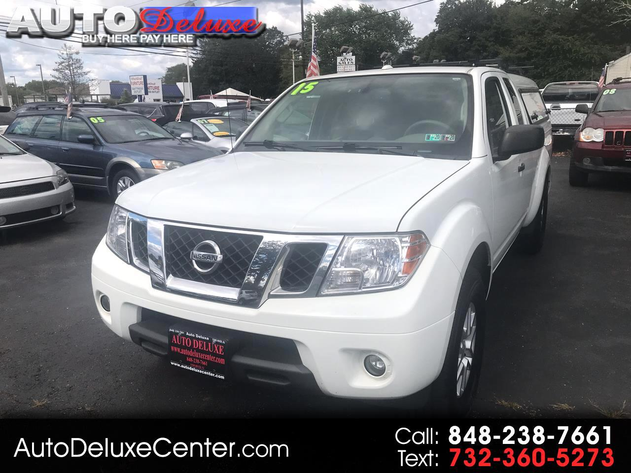 2015 Nissan Frontier 2WD King Cab V6 Auto SV
