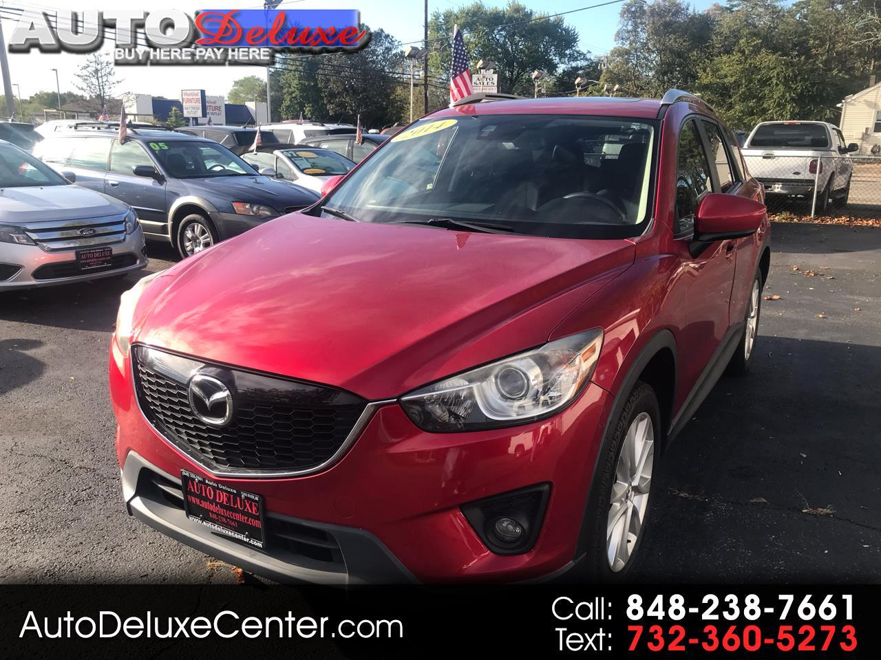 Mazda CX-5 AWD 4dr Auto Grand Touring 2014