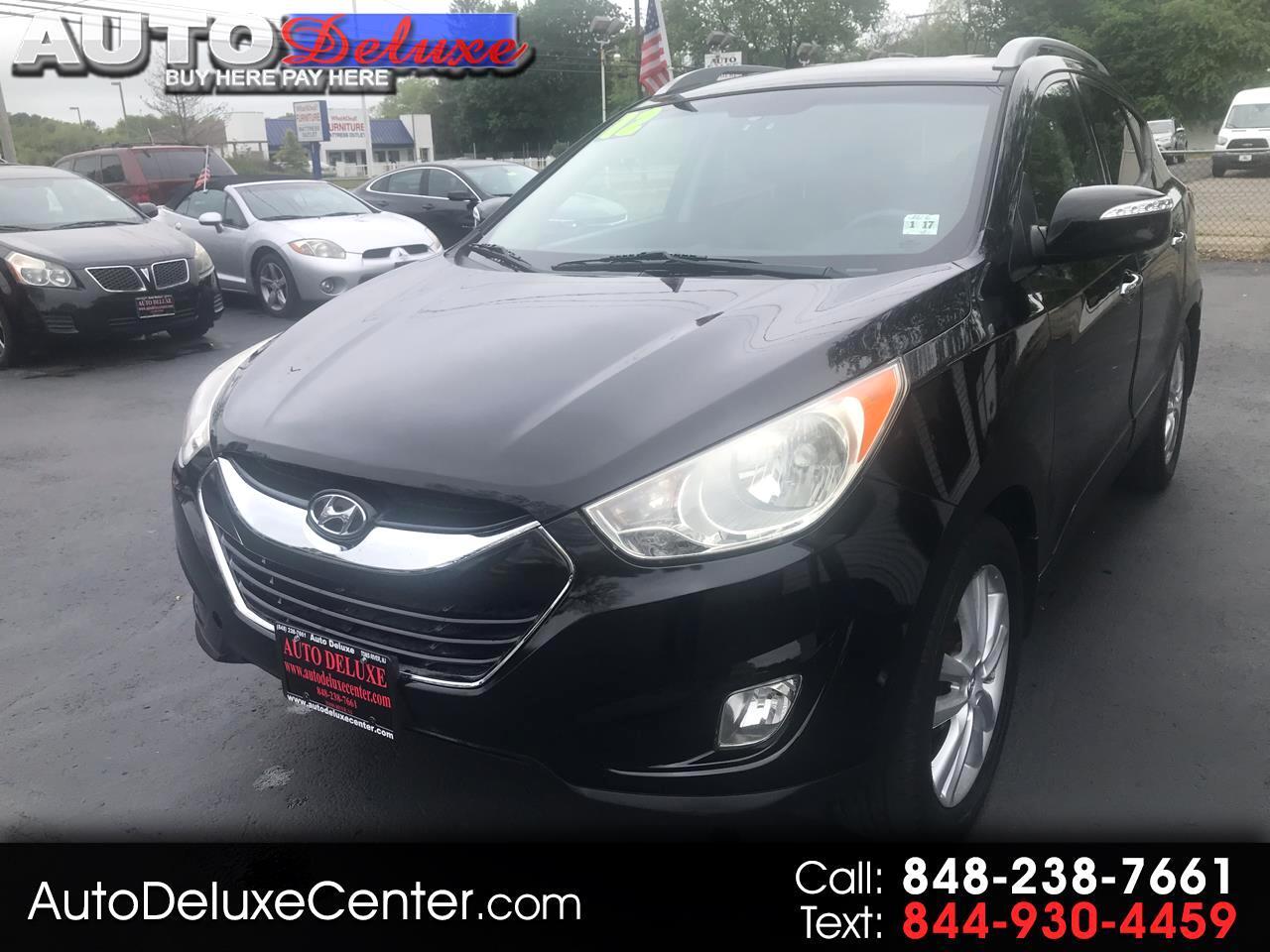 Hyundai Tucson AWD 4dr Auto Limited PZEV 2012