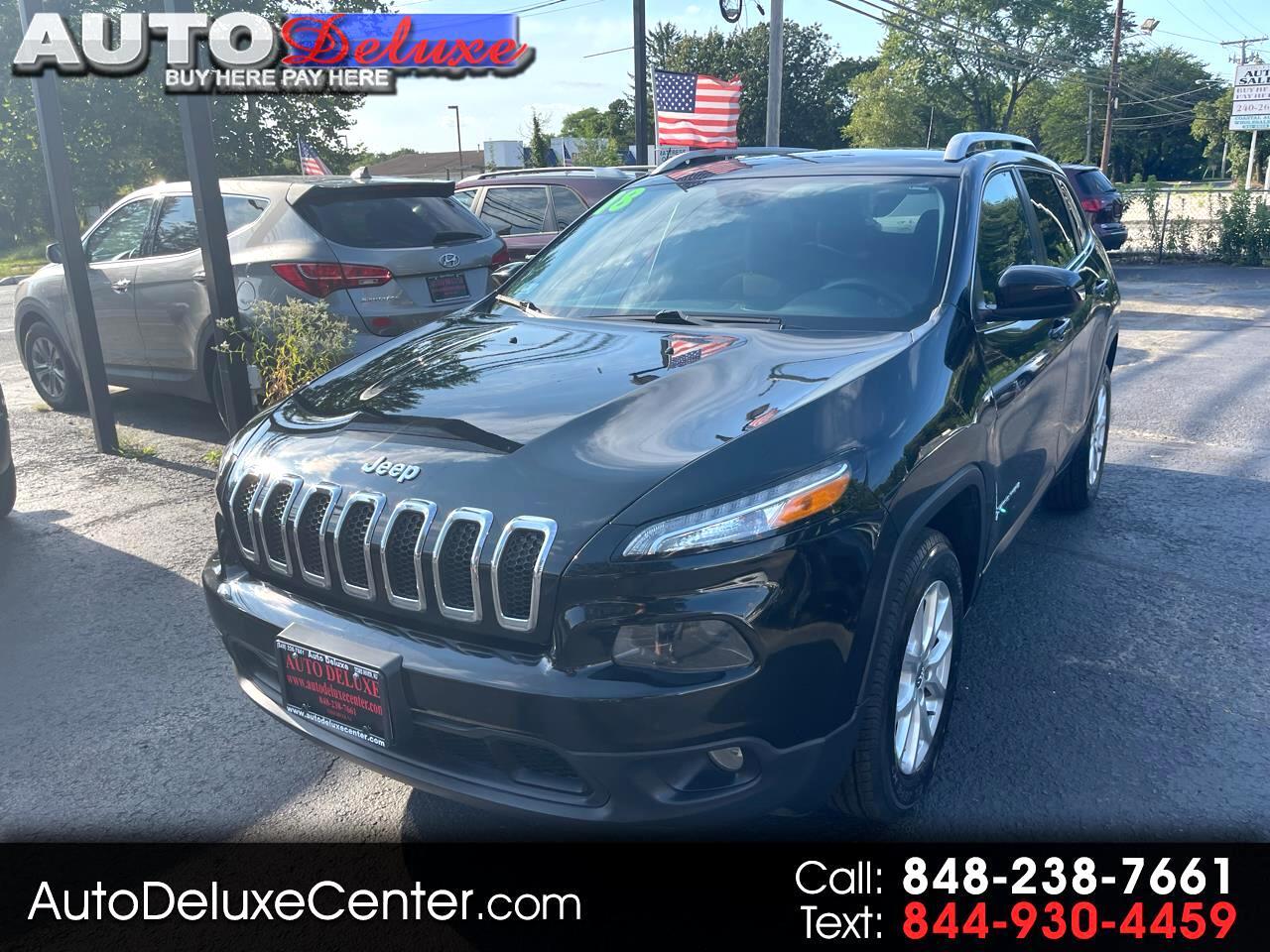 Jeep Cherokee Latitude 4x4 2018