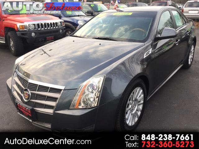 2010 Cadillac CTS 3.0L Luxury AWD w/ Navi