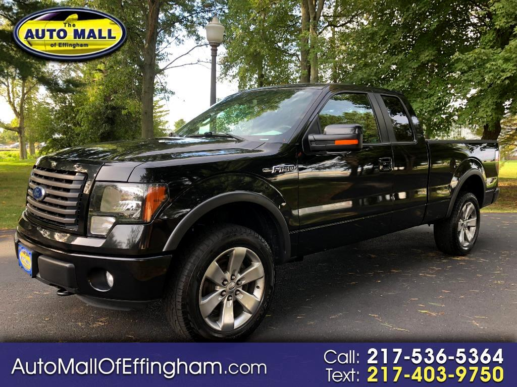 2012 Ford F-150 FX4 SuperCab 4WD