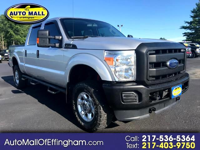2013 Ford F-250 SD XL Crew Cab Short Bed 4WD
